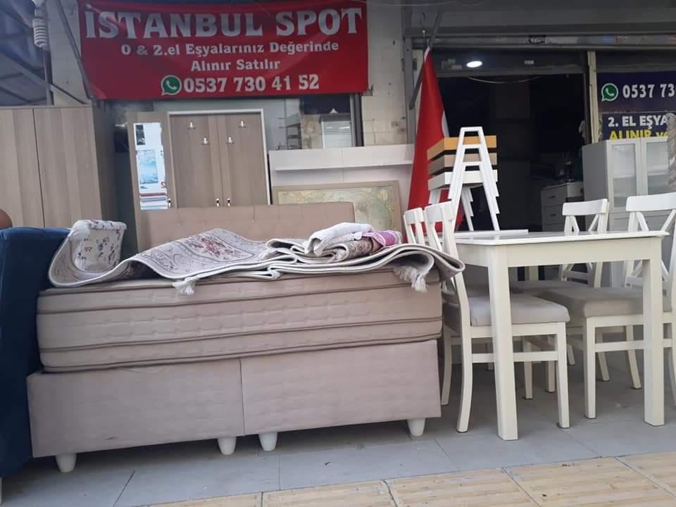 istanbul spot ikinci el esya